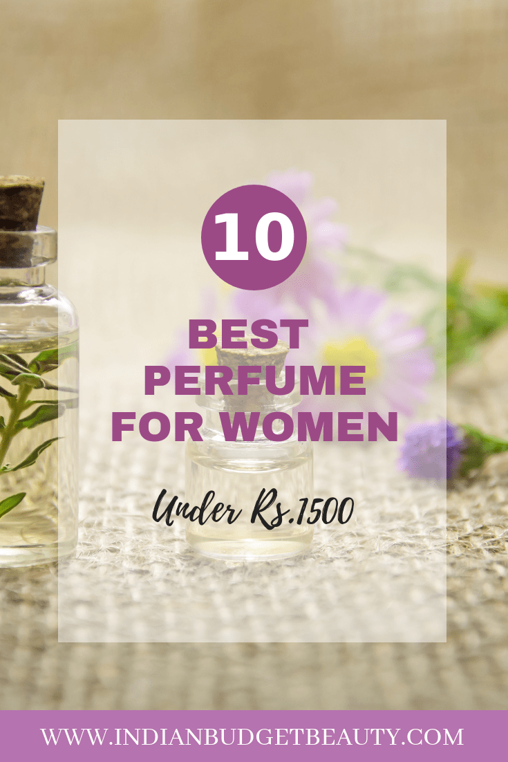 best perfume for women in india