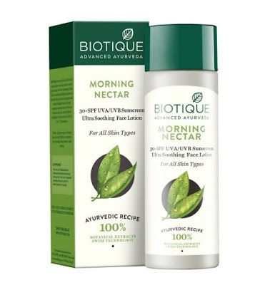 Biotique2Bmorning2Bnectar