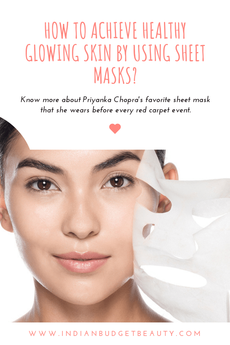 How to Get Healthy Glowing Skin By Using Sheet Mask?