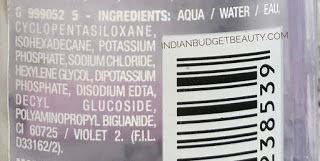 Maybelline Clean Express Total Clean Make Up Remover Ingredients