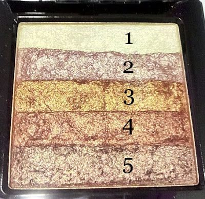 sivanna shimmer brick highlighter