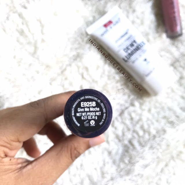 wet n wild give me mocha review