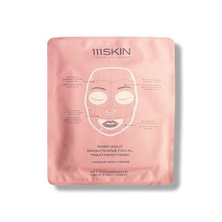 111SKIN's Rose Gold Brightening Facial Treatment