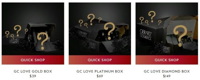 GC LOVE GOLD BOX Review