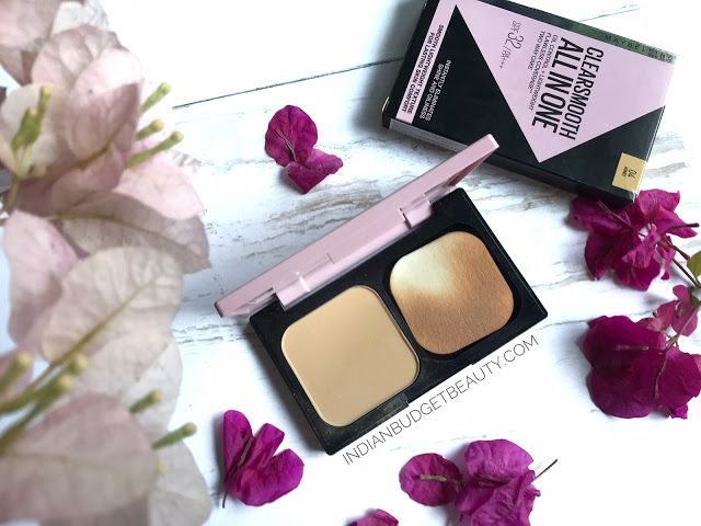 maybelline clear smooth all in one spf 32