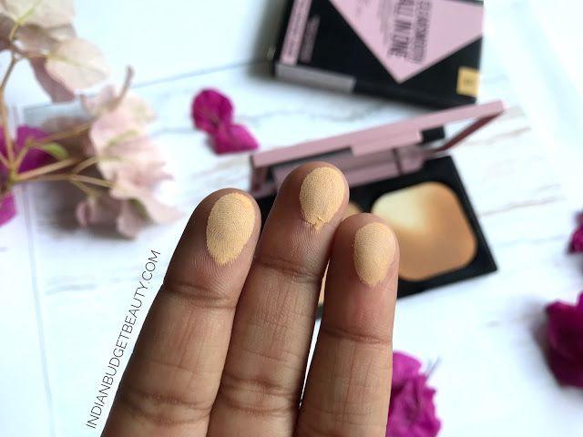 maybelline clear smooth all in one compact review 6