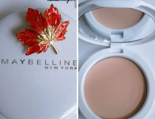 Maybelline New York White Super Fresh Compact Review | Pearl