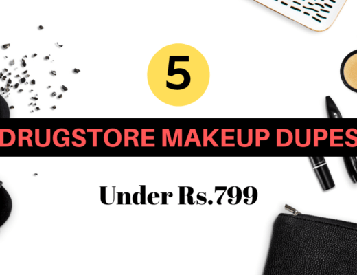 drugstore makeup dupes