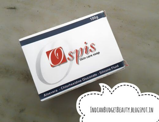 Ospis Skin Care Soap Review | Antibacterial Soap