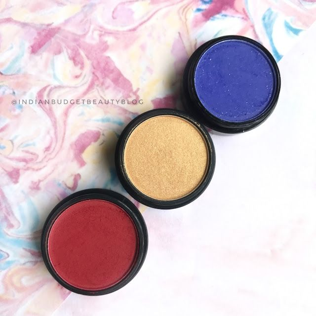 miss claire single eyeshadow review