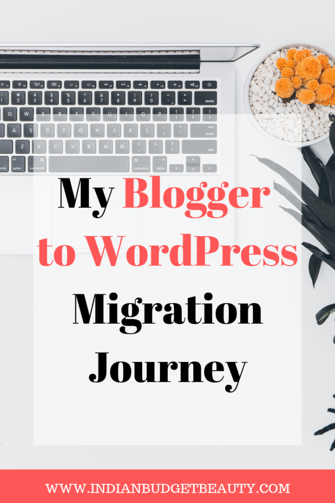 Blogger to wordpress migration service review