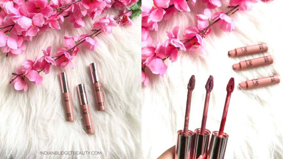 lakme lip and cheek color review