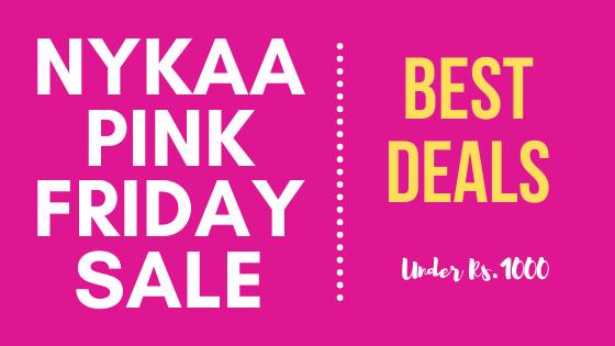 Nykaa Pink Friday Sale