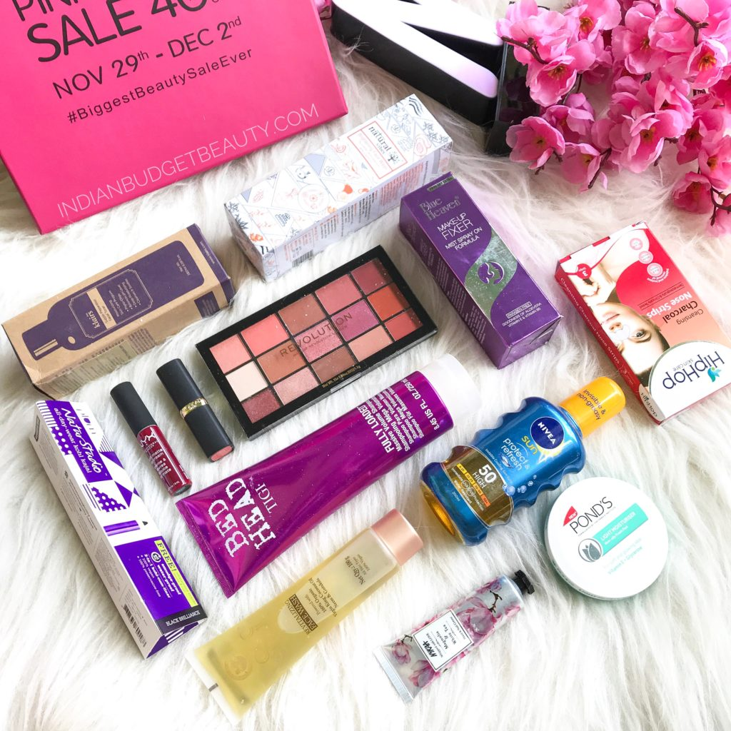 nykaa pink friday sale box 7