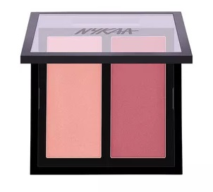 Nykaa Get Cheeky Blush Duo 02