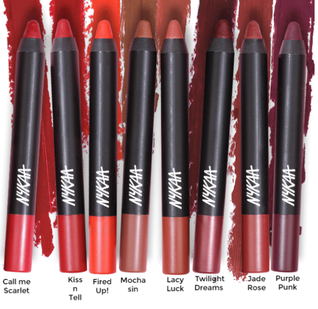 Best of Nykaa Cosmetics - lips