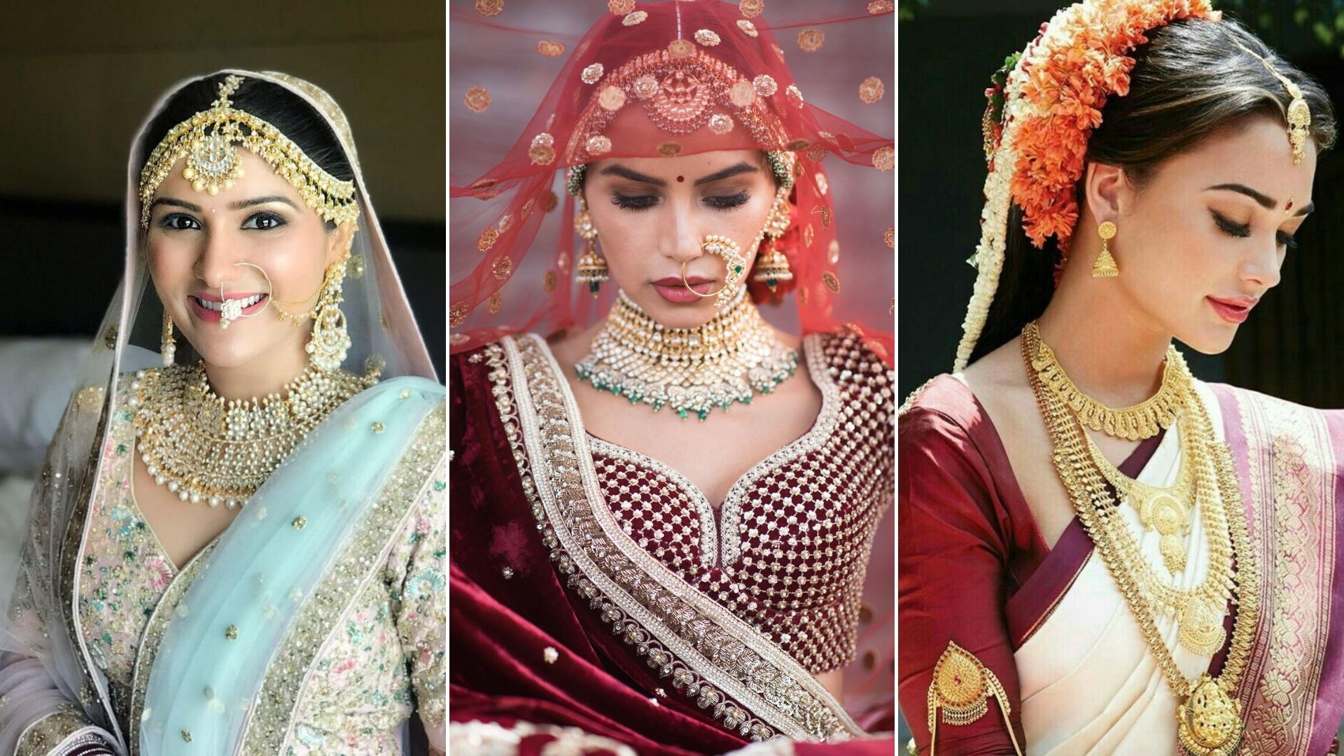 Simple Bridal Makeup for Indian Brides