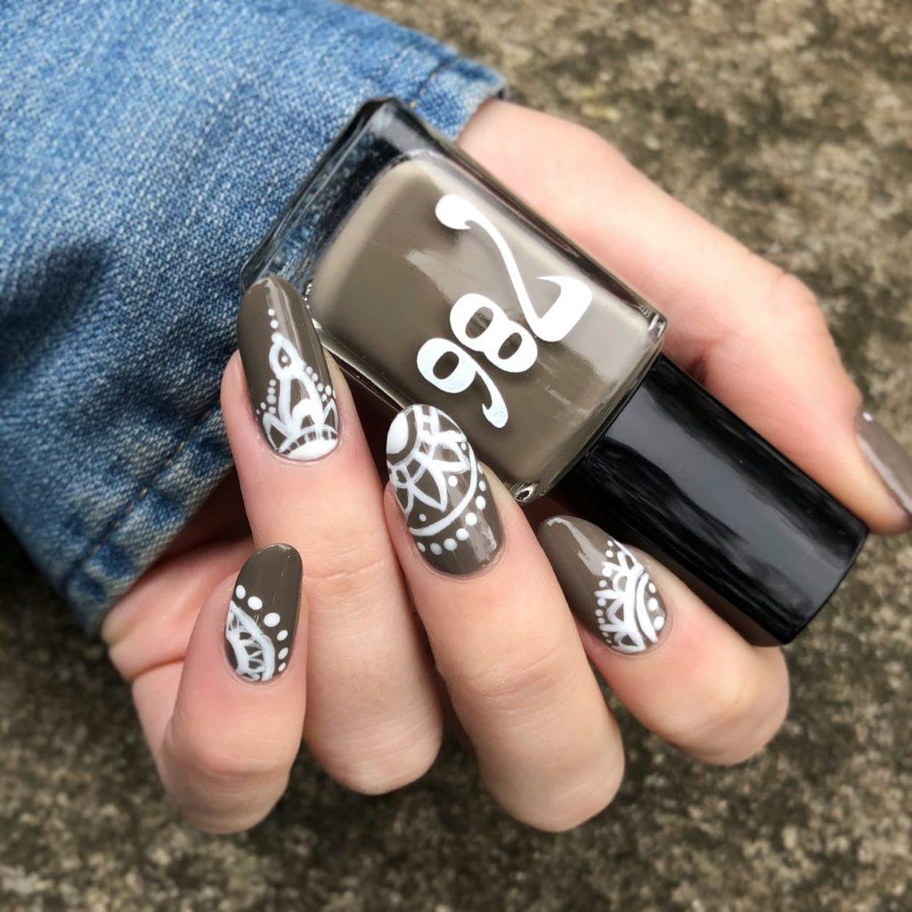 786 cosmetics halal nail polish nail art 1