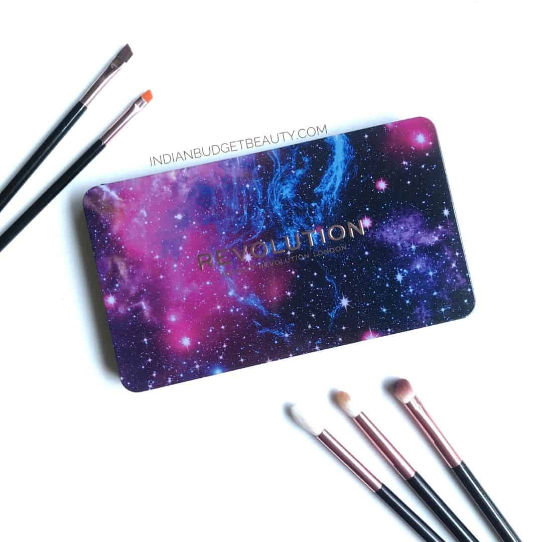 revolution forever flawless constellation palette review