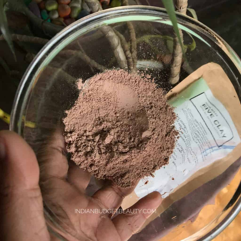 skinish five clay hair mask review 2