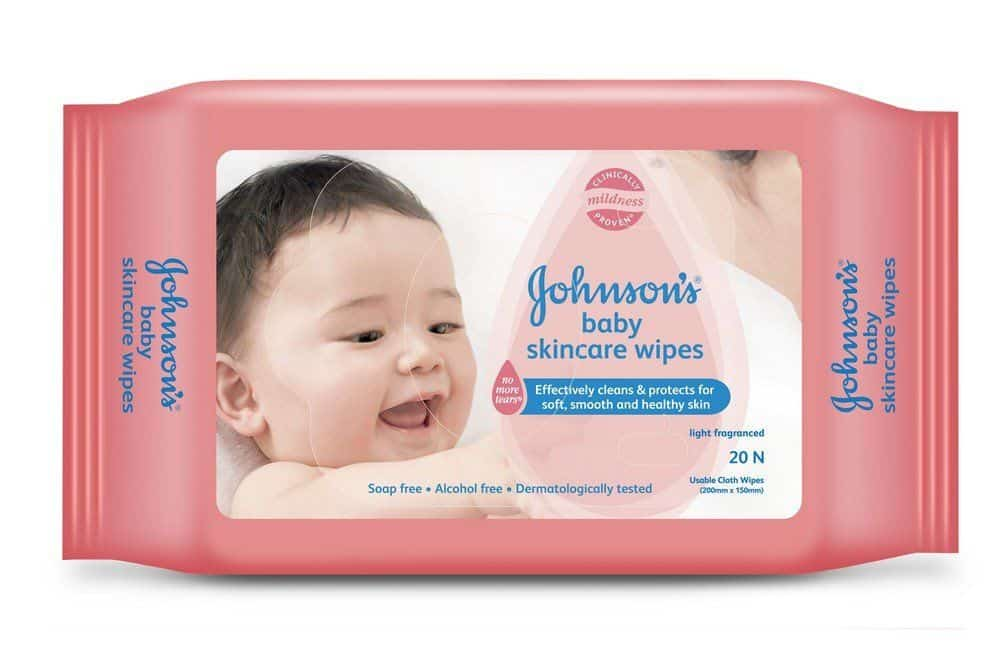 baby wipes for removing makeup