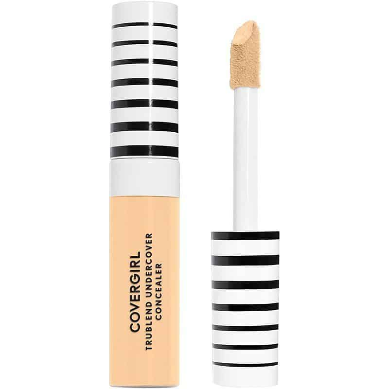 CoverGirl TruBlend Undercover Concealer - Tarte Shape Tape Dupes - Drugstore Dupes of Tarte Shape Tape Concealer