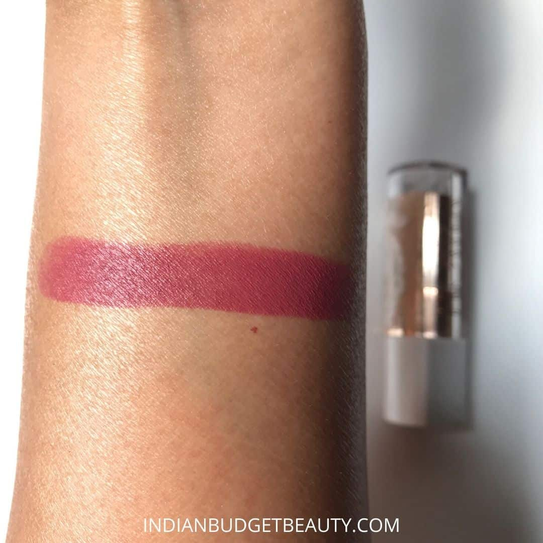 flower beauty autumn rose petal pout lip color swatches