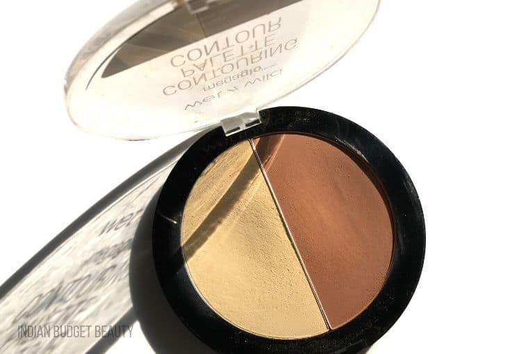 wet and wild megaglo contouring palette review