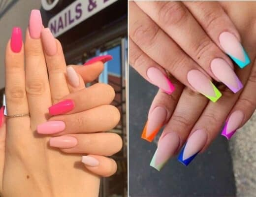 22 Cute Summer Nail Designs For 2020