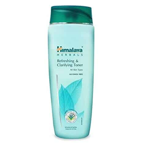 best alcohol free toner for oily skin in india
