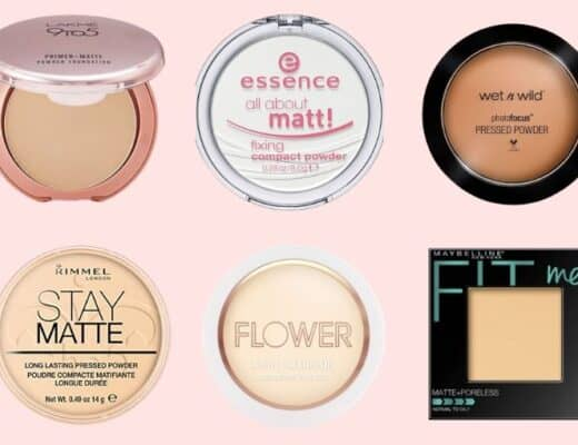the best drugstore pressed powders
