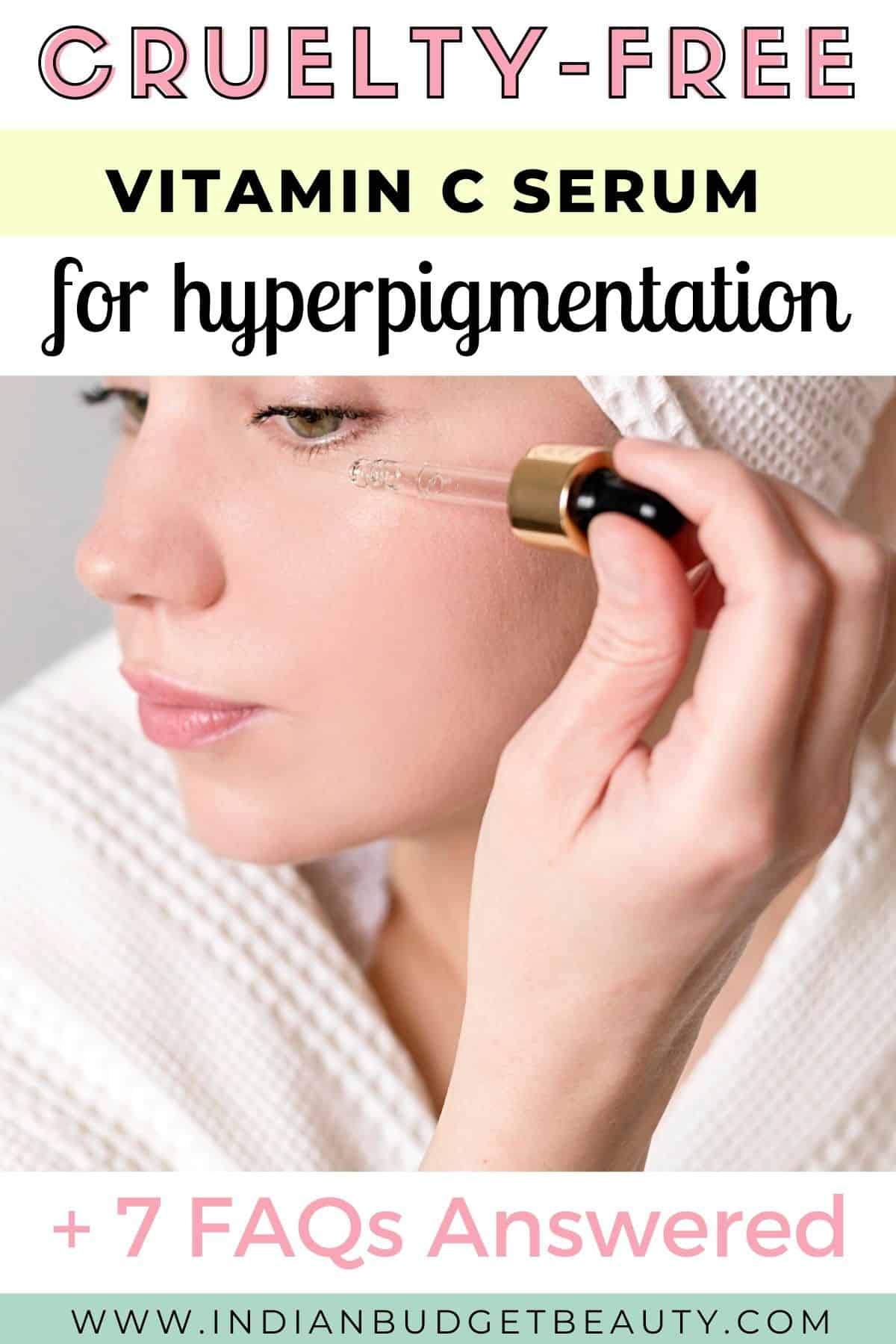 best vitamin c serum for hyperpigmentation in india