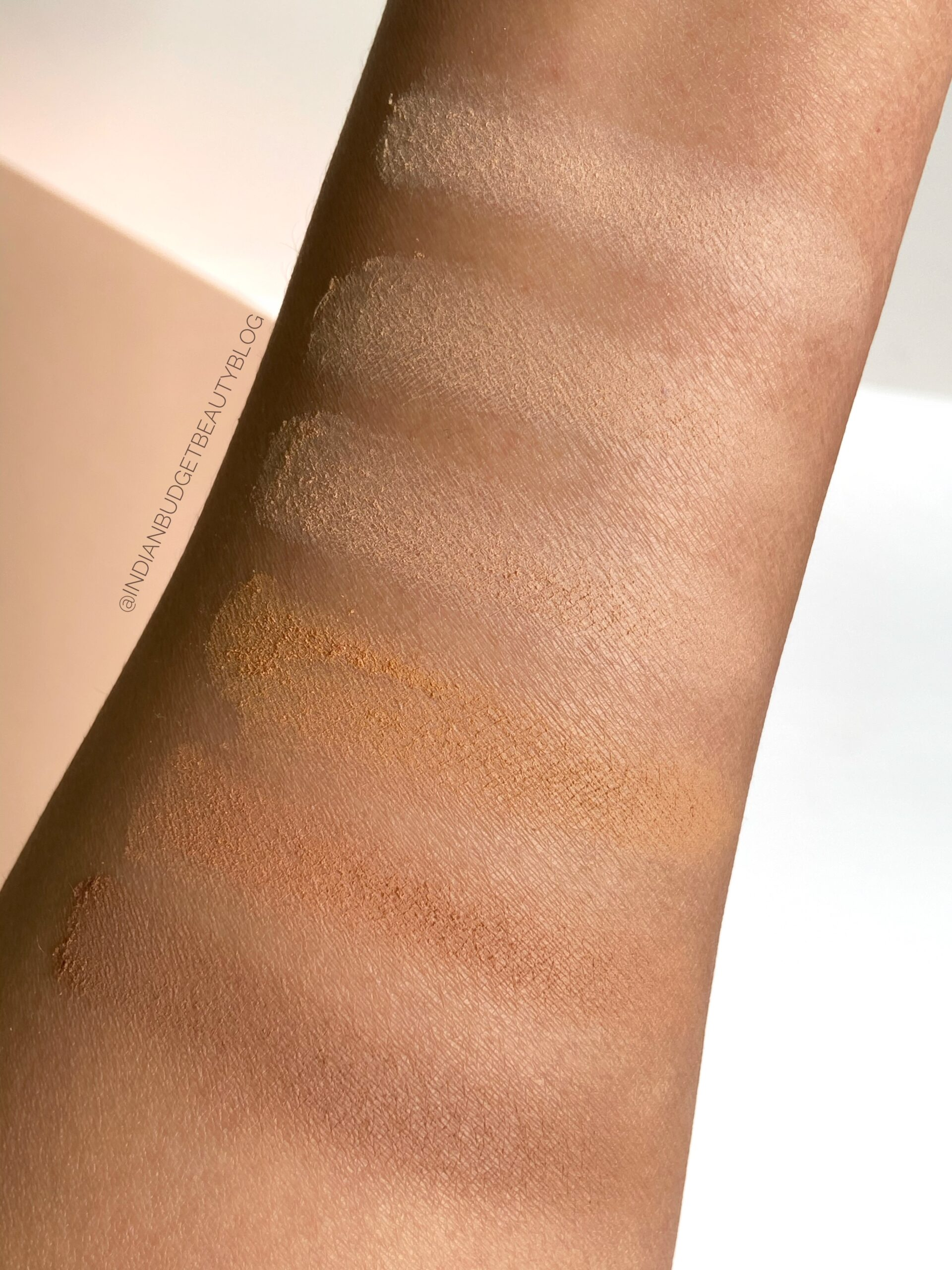 kay beauty matte compact swatches